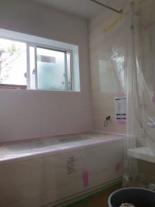 小野邸改修工事浴室(HP用)