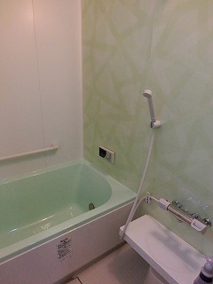 浴室施工後 (2)